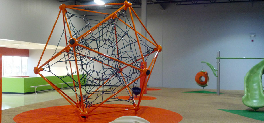 SPINTASTIC PLAYGROUND -  Encourage curiosity, problem-solving & socialization