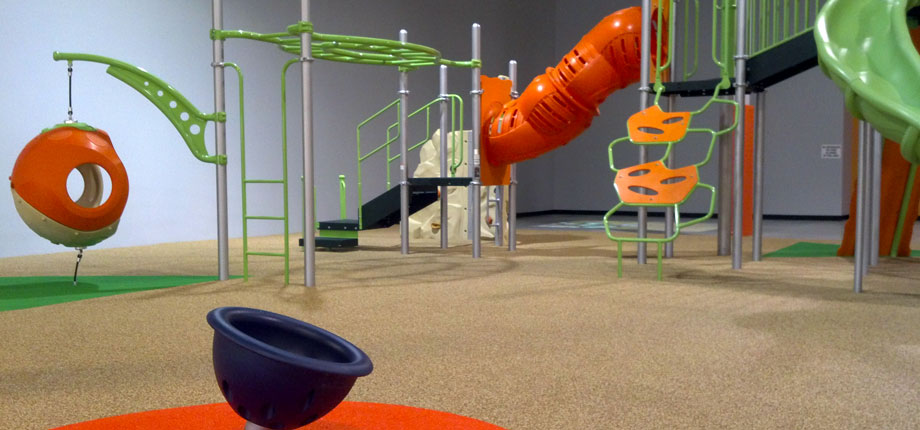SPINTASTIC PLAYGROUND - Encourage cooperation & risk taking